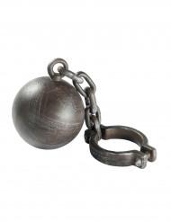 Boulet prisonnier 17 cm