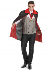 Déguisement vampire homme gris Halloween