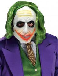 Masque Joker™ avec cheveux adulte