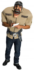 Déguisement policier Big Bruizer homme