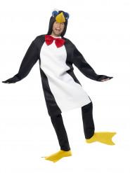 Déguisement pingouin grands yeux adulte