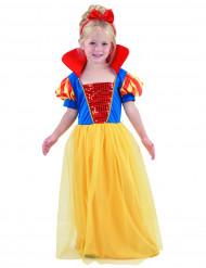Déguisement princesse avec serre-tête fille