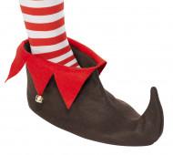 Chaussures elfes adulte Noël