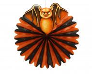Boule décorative chauve-souris Halloween