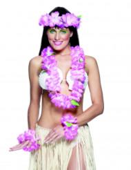 Kit rose Hawaï