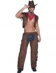 Déguisement cowboy homme sexy