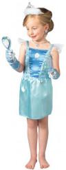 Déguisement Cendrillon Disney™ fille avec accessoires