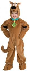 Déguisement Scooby-Doo™ avec collier enfant