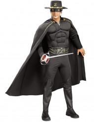 Déguisement Zorro™homme musclé