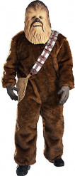 Déguisement luxe Chewbacca Star Wars™ homme
