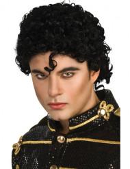 Perruque frisée Michaël Jackson™ homme