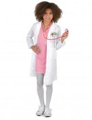 Déguisement docteur fille