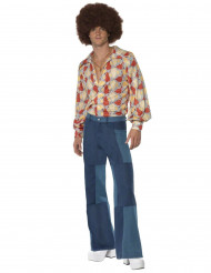 Pantalon disco homme