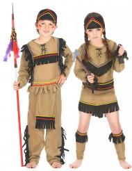 Déguisement couple indiens enfants