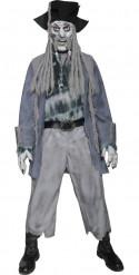 Déguisement zombie pirate homme Halloween