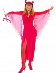 Déguisement diablesse rouge femme Halloween