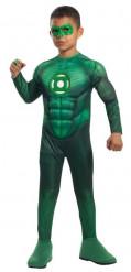 Déguisement deluxe Green lantern™ garçon