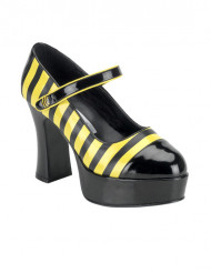 Chaussures abeille femme