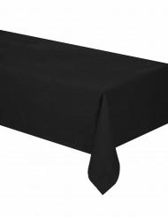 Nappe en papier noire 140 x 280 cm