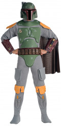 Déguisement luxe Boba Fett Star Wars™ adulte