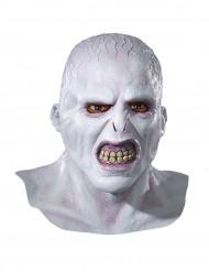 Masque intégral en latex Voldemort™ adulte