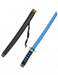 Sabre de ninja en plastique