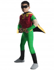 Déguisement Robin Teen titans go™ deluxe musclé enfant