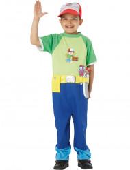 Déguisement Manny et ses outils™ enfant