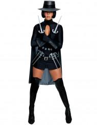 Déguisement V pour Vendetta™ femme