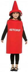 Déguisement ketchup enfant