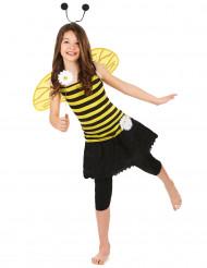 Déguisement abeille fille à fleur