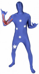 Déguisement Morphsuits™ Australie adulte