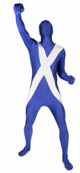 Déguisement Morphsuits™ Ecosse adulte