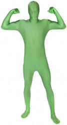 Déguisement  Morphsuits™ adulte vert