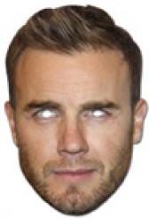 Masque Gary Barlow
