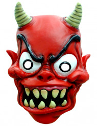 Masque démon adulte Halloween