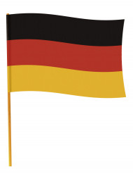 Drapeau supporter allemand 30 x 45 cm