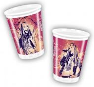 10 gobelets Hannah Montana™