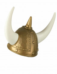 Casque à cornes viking adulte