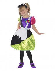 Déguisement poupée de chiffon fille Halloween
