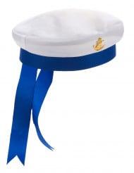 Chapeau marin avec ancre adulte