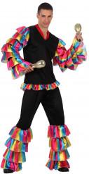Déguisement danseur rumba homme