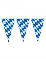 Guirlande fanions bavarois fête de la bière