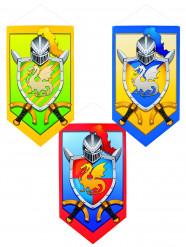 Décoration chevalier médiéval