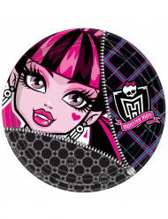 Lots de 8 assiettes Monster high™ Halloween