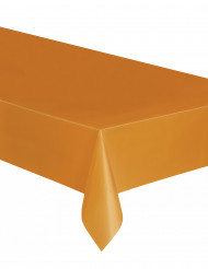 Nappe plastique orange