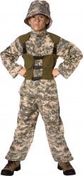 Déguisement militaire enfant