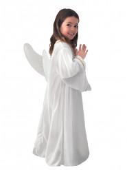 Déguisement ange blanc enfant Noël