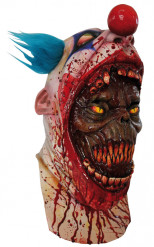 Masque clown sanguinaire
