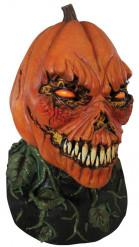 Masque citrouille effrayante Halloween